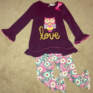 Cute Owl Outfit